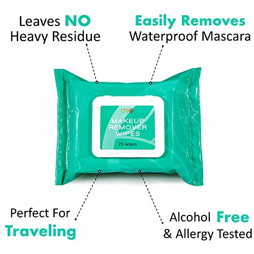 Buy makeup remover wipes for waterproof mascara
