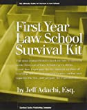 Law School Survival Kit 9781882278022