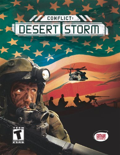 Conflict: Desert Storm - PC