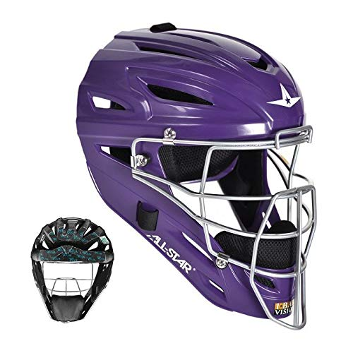 All-Star Adult MVP2400 Catcher's Helmet by All-Star