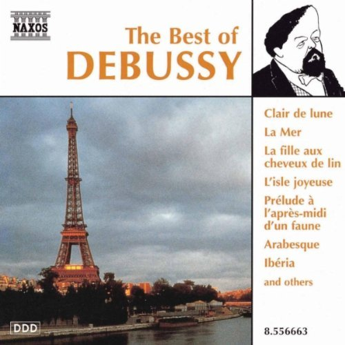 The Best of Debussy (The Best Of Debussy Naxos)