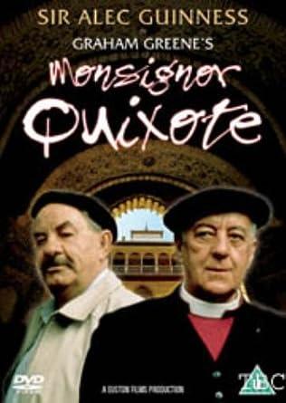 Monsignor Quixote [DVD]