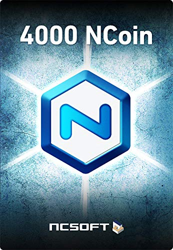 NCsoft NCoin 4000 [Online Game - Lunch Miss