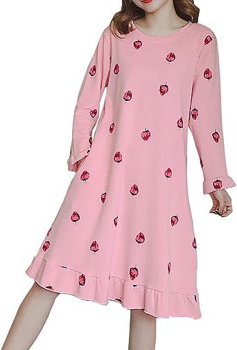 Amazon Com Vopmocld Vestido Largo De Noche Con Patron De Fresa Para Ninas Grandes Tallas De 8 A 17 Anos Clothing