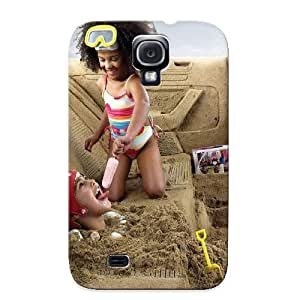 New Shockproof Protection Case Cover For Galaxy S4/ Digital Art Creative Case Cover