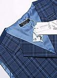 COOFANDY Men's Business Suit Vest Slim Fit Twill