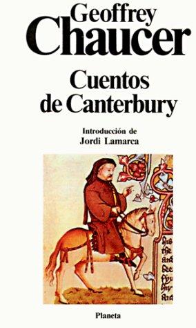 Cuentos de Canterbury (Resortes): Amazon.es: Geoffrey Chaucer: Libros