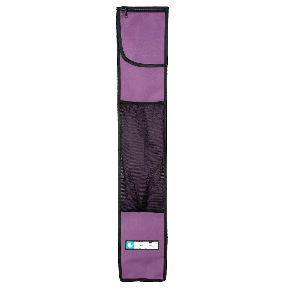 Byte SINGLE HOCKEY STICK BAG PURPLE