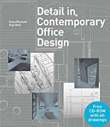 BY Plunkett, Drew ( Author ) [ DETAIL IN CONTEMPORARY OFFICE DESIGN [WITH CDROM] ] Jun-2014 [ Hardcover ]