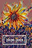 Wild Colorado Sunflower Dated Calendar Planner  2 years To-Do Lists,Tasks, Notes  Appointments: Nature Lovers Cute Small Pocket/Purse Size ... - Dec 2021, 25 months Weekly Planner Book)