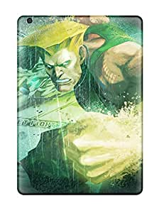 Robin Boldizar's Shop 2784415K20384012 Case For Ipad Air With Nice Guile In Street Fighter Appearance