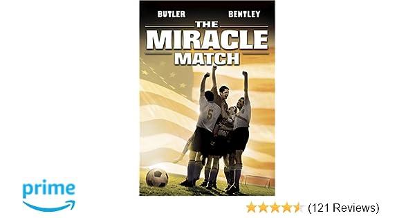 Amazon The Miracle Match Wes Bentley Gerard Butler Gavin