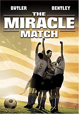 0846db4be7 Amazon.com: The Miracle Match: Wes Bentley, Gerard Butler, Gavin ...