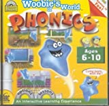 Software : ALL MICRO Woobie's World Of Phonics (PC/Mac)