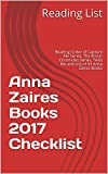 anna zaires books 2017 checklist reading order of capture me series the krinar chronicles series twist me and list of all anna zaires books