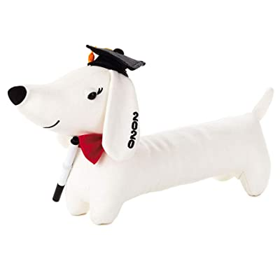 HMK 2020 Graduation Autograph Pup Stuffed Animal: Toys & Games
