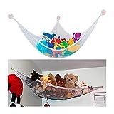 1pcs Toy Hammock Net Stuffed Jumbo Animals Organize Storage Organizer Suction Bathroom Stuff Net New Kids Toys