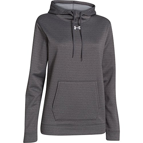 Under Armour Women's Storm Armour Fleece Hoodie, Carbon, Small