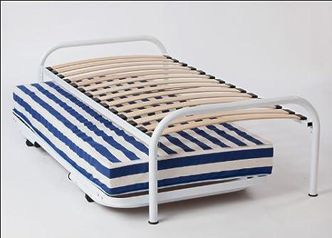 Nido doble formar un colchón para invitados plus 2 colchones: Amazon.es: Hogar
