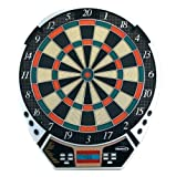 : Halex 65520 Reactor Electronic Dartboard with Multi-Color Electrolight III Scoring Display