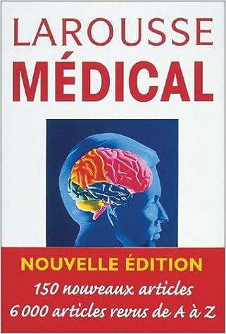 Livre gratuits en ligne Larousse Médical, édition 2003 epub pdf