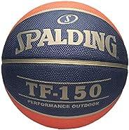 Spalding Bola Basquete TF-150 CBB - Borracha