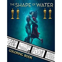 The Shape of Water Coloring Book
