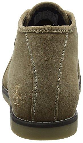 Original Penguins Herren Legal Desert Boots Beige (kelp/off White)