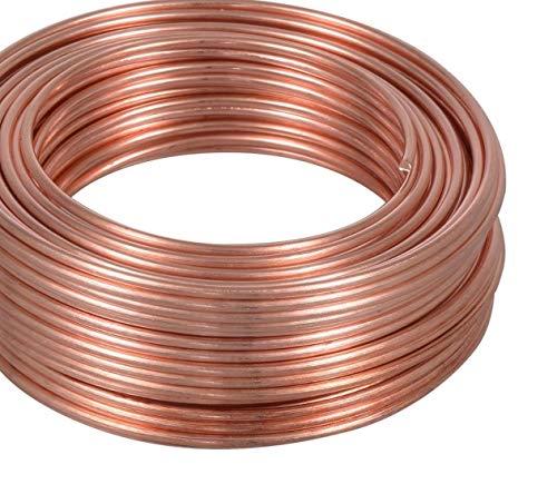 14 Ga Nickel Silver Wire Round Soft 2 Oz.12 Ft Coil Solid Nickel Silver Wire