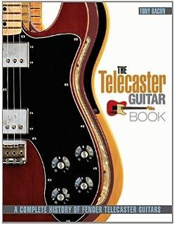 Amazon.com: The Fender Telecaster (9780793508600): A.R. Duchossoir ...