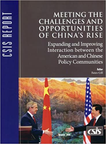 Chinas Rise: Challenges and Opportunities