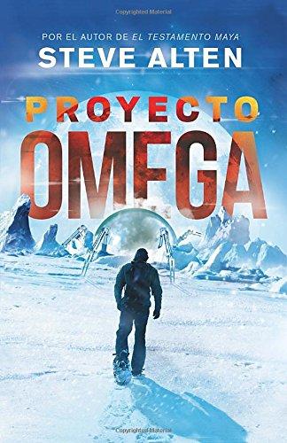 0804172013 - Steve Alten: The Omega Project - Libro