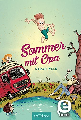 Sommer mit Opa (German Edition)