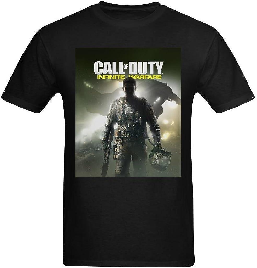 Amazon Com Nehasigo Men S Call Of Duty Poster Design T Shirts Clothing