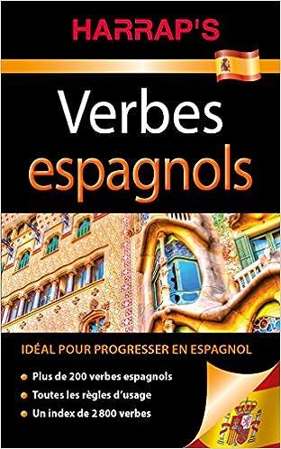 Harrap's Verbes Espagnols por Collectif