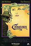 Chinatown Poster Movie B 11x17 Roman Polanski Jack Nicholson Faye Dunaway John Huston
