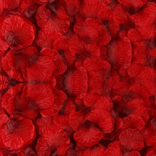 BESKIT Artificial Flower Valentine Decoration