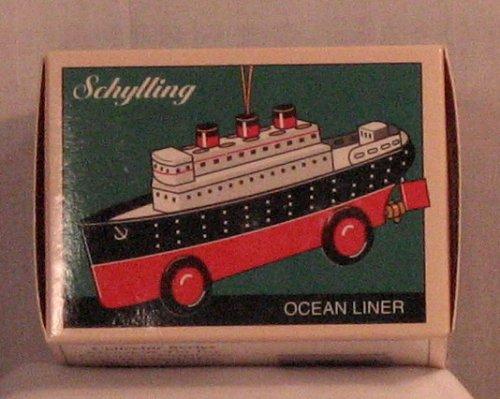 Ocean Liner Tin - 8
