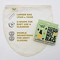 Sow & Reap | Bolsa de leche de nueces de cáñamo 100% natural ...