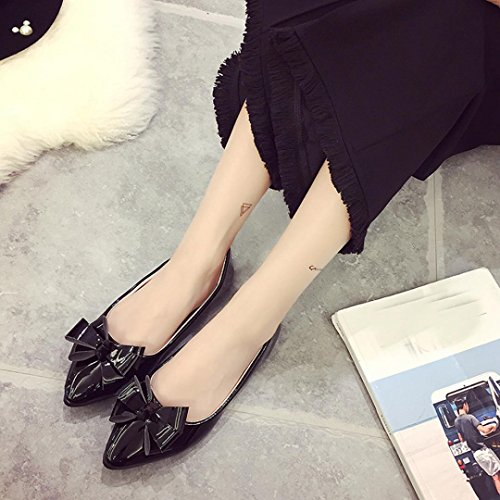 Shoes On Xjp Casual Black Slip Loafers Flat 0wxazqP