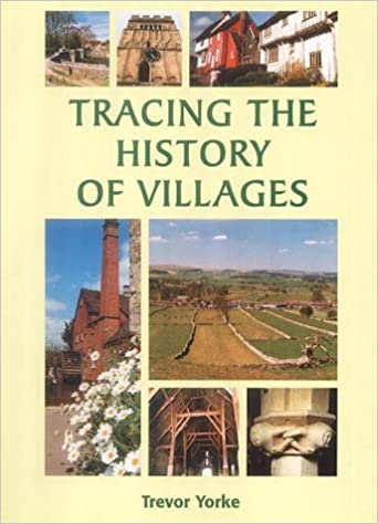 Book Tracing the History of Villages (Aspects of Local History)