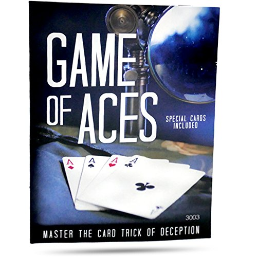 Magic Makers Aces Card Trick Game of