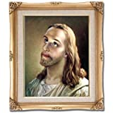 Head of Christ Framed Art