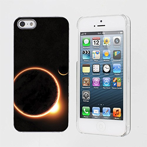 Price comparison product image Mobiflare,  Slim Clip-on Phone Case,  for [iPhone 5 / 5S] - Solar Eclipse