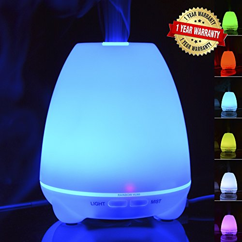 rainbow-humi-aromatherapy-essential-oil-diffuser-100ml-aroma-essential-oil-cool-mist-humidifier-with