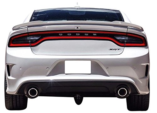 Painted Factory Style Spoiler for the 2011-2018 Charger 553 PX8