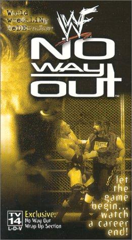 no way out 2000 - 1