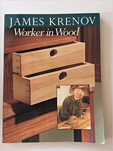 James Krenov Worker In Wood (Woodworking)