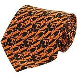 NCAA Tennessee Volunteers Nexus Tie - Tennessee Orange/Black