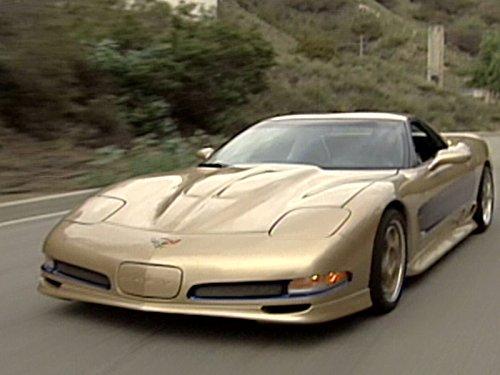 (Corvette's 50th Anniversary)